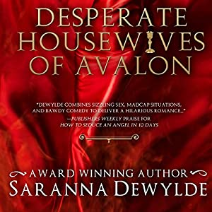 Desperate Housewives of Avalon Audiobook
