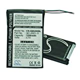 1250mAh Li-Polymer Replacement Battery for Garmin Nuvi 200, Nuvi 200w, Nuvi 2.