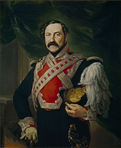 ['Lopez Portana Vicente El Coronel Juan De Zengotita Bengoa 1842 ' Oil Painting, 12 X 15 Inch / 30 X 37 Cm ,printed On High Quality Polyster Canvas ,this Best Price Art Decorative Canvas Prints Is Perfectly Suitalbe For Home Theater Gallery Art And Home Artwork And] (Kangaroo Costume Rental)