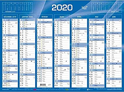 Calendrier Annuel 2020 A Imprimer Very Utile.Calendrier 2020 Very Utile