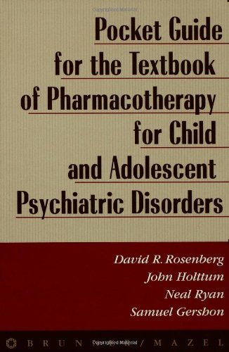 Pocket Guide For Textbook Of Pharmocotherapy
