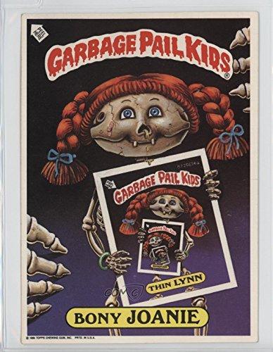 Garbage Pail Kids Poster (Bony Joanie (Trading Card) 1986 Topps Garbage Pail Kids Jumbos - Posters #2)