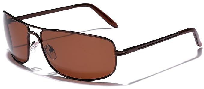 00fd3dced1 L XL Wide Frame Men s Polarized Fishing Golf Aviator Style Sunglasses