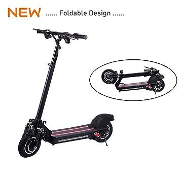 Gaeruite Scooter eléctrico, 10 pulgadas Scooter eléctrico ...
