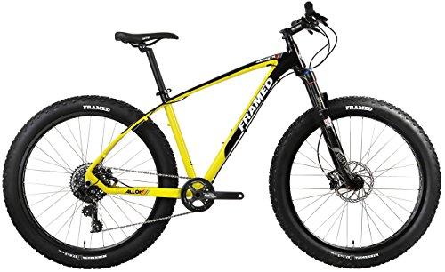 Framed Marquette Alloy 27.5×3″ Bike – GX Reba Fork Mens Sz 16in For Sale