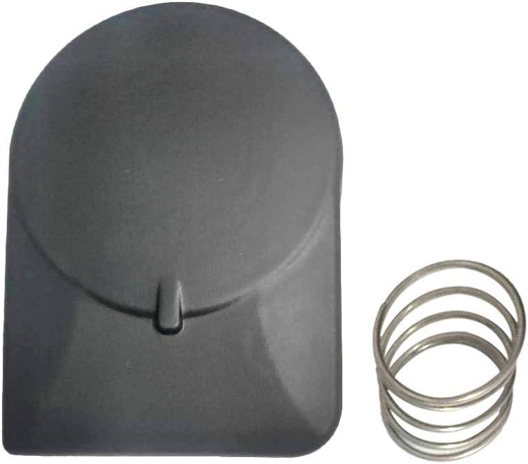 Tapa de la Tapa de la V/álvula con Membrana 11127646552 Ajuste para MI-NI R55 R56 R57 R58 N13 N18 KKmoon Cubierta de la V/álvula del Coche