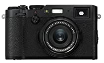 Fujifilm X100F 24.3 MP APS-C Digital Camera - Black