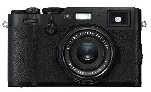 Fujifilm X100F Point and Shoot Camera