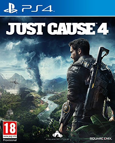 Just Cause 4 + BONUS Fast & Furious 8 Blu-Ray (Amazon Exclusive) (PS4) (Call Of Duty Black Ops Steel Case)