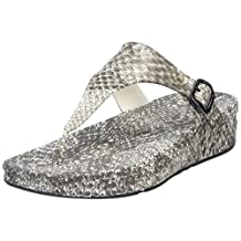FitFlop Women's Superjelly Leopard Flip Flop