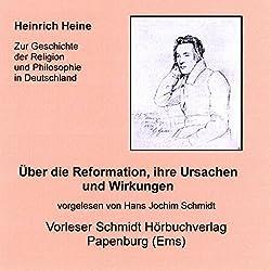 Über die Reformation, ihre Ursachen und Wirkungen
