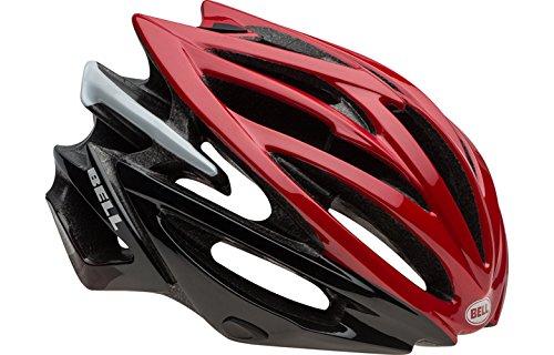 Bell Volt RL-X Helmet Red/Black Blur, M Medium Volt Fuse