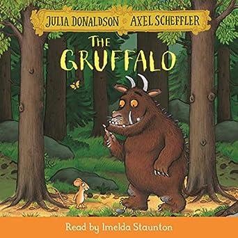 The Gruffalo (Audio Download): Amazon co uk: Julia Donaldson