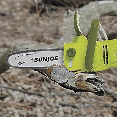 Sun Joe 2-in-1 Electric Convertible Pole Chain Saw8.0 Amp90 Day Warranty !