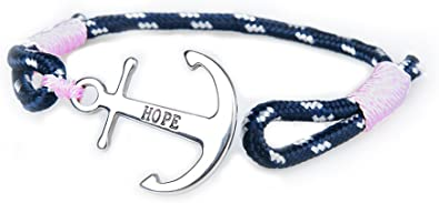 bracelet femme encre marine