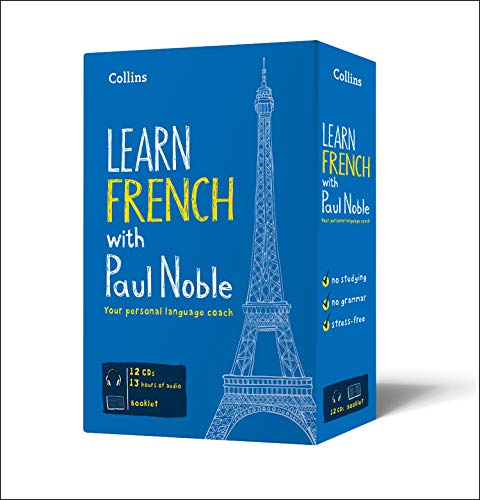 Learn French with Paul Noble - Audio French Learn