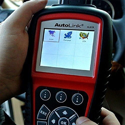 autel autolink al619 scanner