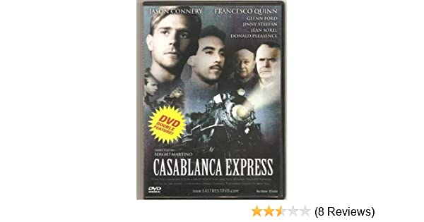 casablanca express movie review