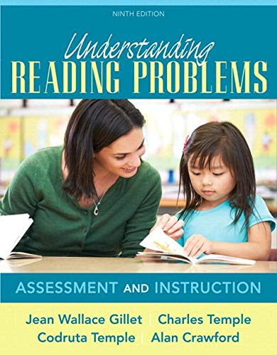 Understanding Reading Problems: Assessment and Instruction, Loose-Leaf Version (9th Edition)