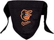 Baltimore Orioles Mesh Dog Bandana Small