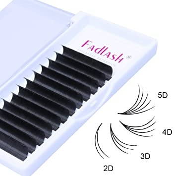bbd96aeb59b Volume Lash Extensions 8~20mm Easy Fan 2D~10D Mega Volume Eyelash Extensions  D
