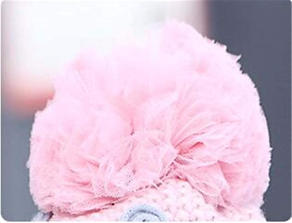 Chuangshengnet Female Winter Smiley Plus Velvet Warm Knit hat Girls Autumn and Winter Casual hat
