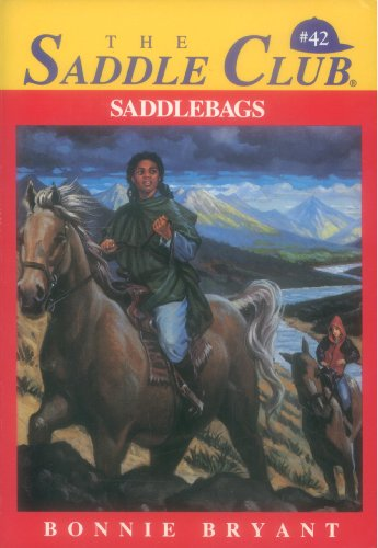 Saddle Bags (Saddle Club series Book (Saddle Old English Bag)