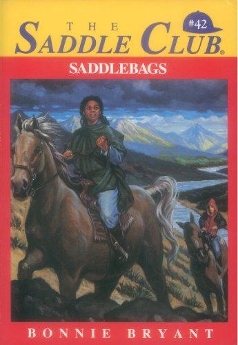 Saddle Bags (Saddle Club series Book 42)