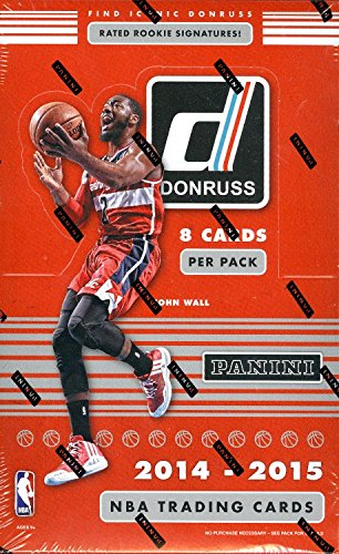 2014/15 Panini Donruss NBA Basketball HOBBY box (24 pk) ()