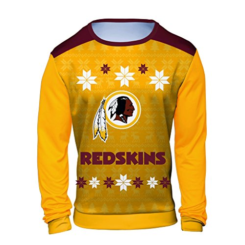Washington Redskins Ugly Sweaters c546af1bc