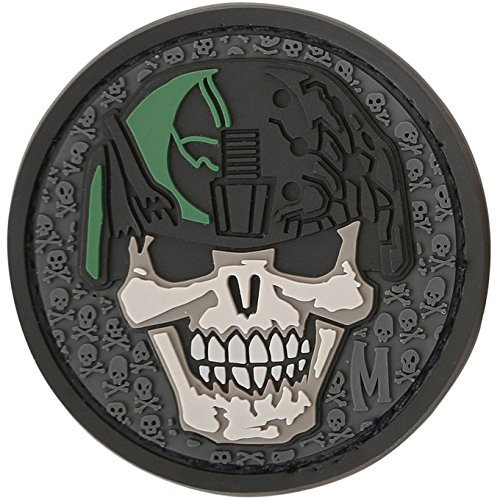 Maxpedition Soldier Skull (SWAT) Morale Parche SLDKS