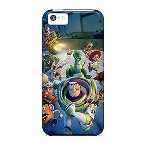 Iphone 5c TbE11379NCHg Customized Lifelike Toy Story 3 Image Protector Hard Cell-phone Case -JonBradica