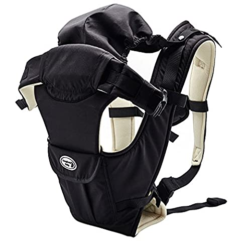 Lifewit Baby Carrier Soft Front baby Backpack 5 Carrying Positions for 7.9-26.4lbs Infant Toddler (The Birth Of Korean Cool)