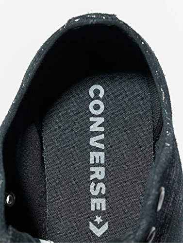 Egret Metallic CTAS OX Damen Converse Mehrfarbig Fitnessschuhe Black 001 Black 4688qY