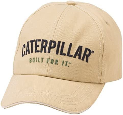 Caterpillar Built For It 1120019 - Gorra con visera beige beige ...