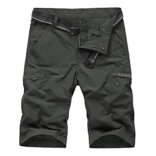Mens Outdoor Sports Quick Dry Shorts