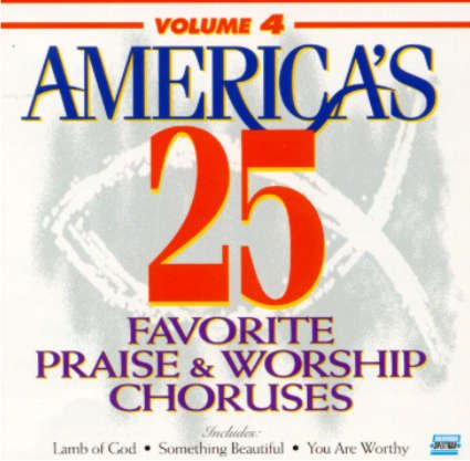 Split-Trax America's 25 Favorite Praise and Worship Choruses Volume 4 ()