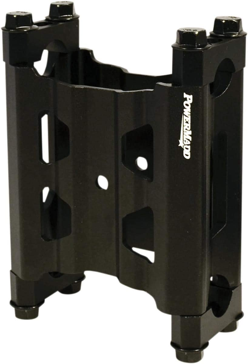 PowerMadd 45591 Black 4-6 Adjustable Pivot Riser