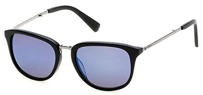 Amazon.com: anteojos de sol Kenneth Cole Nueva York KC 7196 ...