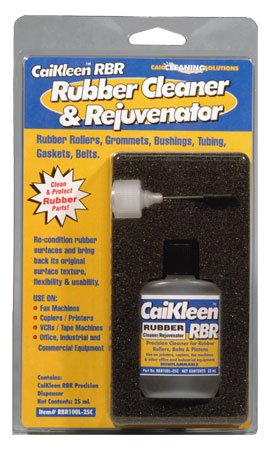Caikleen Rbr Liquid Rubber Cleaner And Rejuvenator Needle Dispenser With Headphones