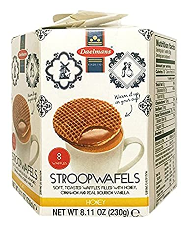 Waffles holandeses Daelmans: Amazon.com: Grocery & Gourmet Food