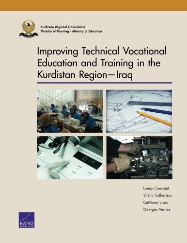 Improving Technical Vocational Education and Training in the Kurdistan RegionIraq