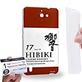 Case88 [Huawei Ascend G628] Gel TPU Phone case & Warranty Card - Art Fashion Design 17 years old Hibiki 17 Kancolle Art4016