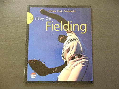 Pizza Hut Presents Griffey On Fielding 1997 Harpers - Hut Catalog
