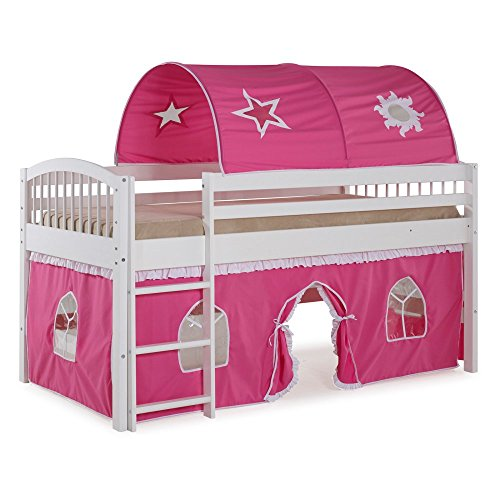 Alaterre Addison Junior Loft Bed with Tent and