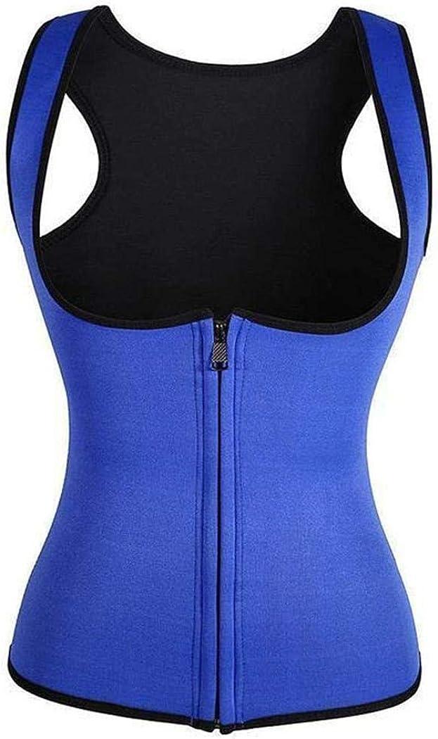 tiowea Gilet Corset Fitness Body Shaper Femmes Taille Entra/îneur Entra/înement Minceur Jupes Sculptantes