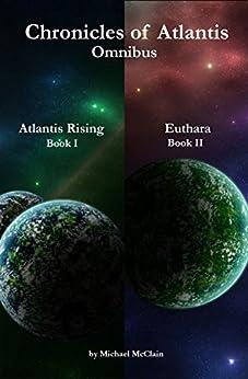 Chronicles Atlantis Omnibus Version Michael ebook product image