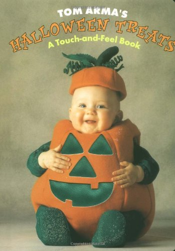 Halloween Treats: A Touch-and-Feel Book ()