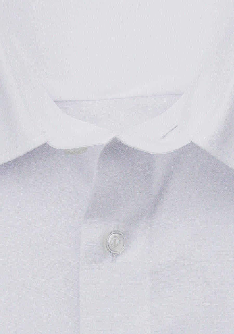 Camisa Formal para Hombre Cuello Kent B/ásico Marvelis
