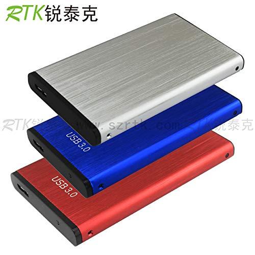 - Four Aluminum Enclosure USB 3.0 to SATA 2.5